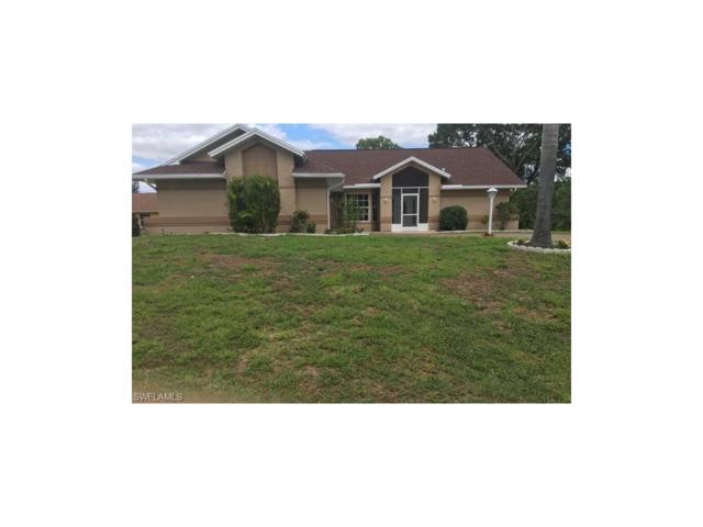 1411 Graham Cir, Lehigh Acres, FL 33936 (MLS #217032778) :: The New Home Spot, Inc.