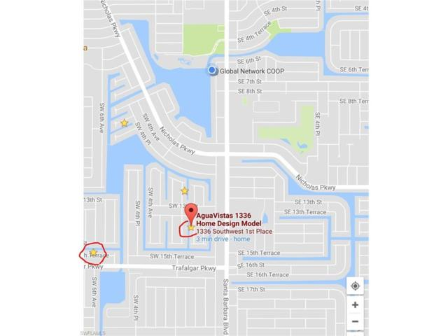 1336 SW 1st Pl, Cape Coral, FL 33991 (#217033374) :: Homes and Land Brokers, Inc