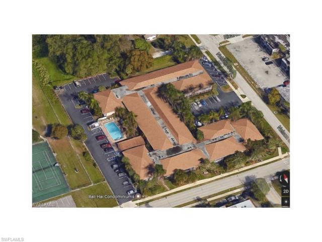 1849 Maravilla Ave A14, Fort Myers, FL 33901 (MLS #217033708) :: The New Home Spot, Inc.