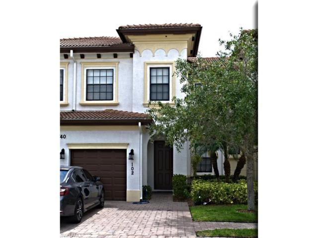 15740 Portofino Springs Blvd #102, Fort Myers, FL 33908 (#217033751) :: Homes and Land Brokers, Inc