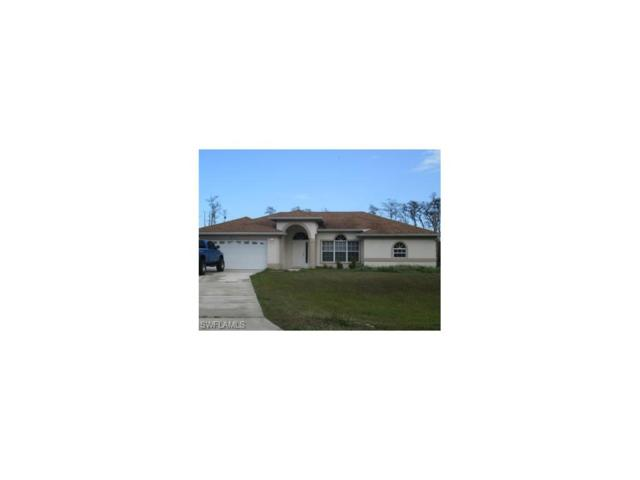 827 Hector Ln, Lehigh Acres, FL 33974 (#217034250) :: Homes and Land Brokers, Inc