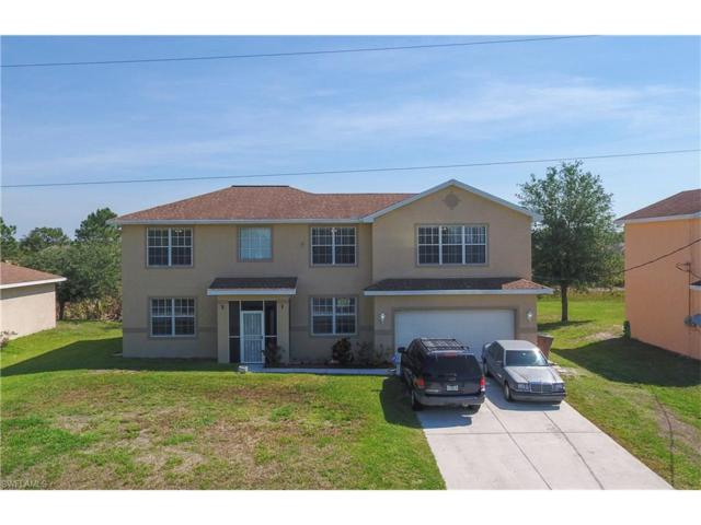 1862 Valmont St, Lehigh Acres, FL 33972 (MLS #217034468) :: The New Home Spot, Inc.