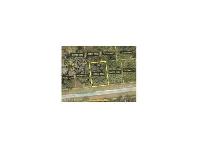 666 Windermere Dr, Lehigh Acres, FL 33972 (MLS #217034576) :: The New Home Spot, Inc.