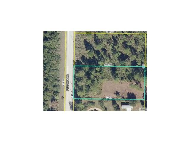 3560 Fernwood Ln, Labelle, FL 33935 (#217034596) :: Homes and Land Brokers, Inc