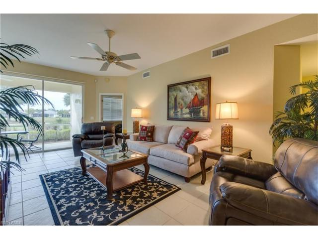 3121 Meandering Way #101, Fort Myers, FL 33905 (MLS #217034826) :: The New Home Spot, Inc.