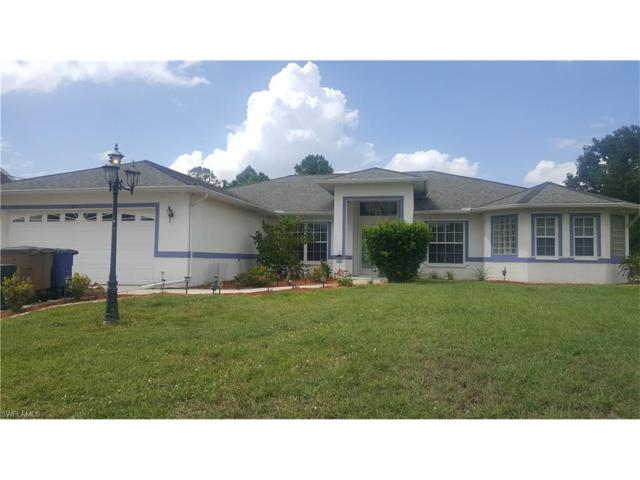 835 Sentinela Blvd, Lehigh Acres, FL 33974 (MLS #217035097) :: The New Home Spot, Inc.