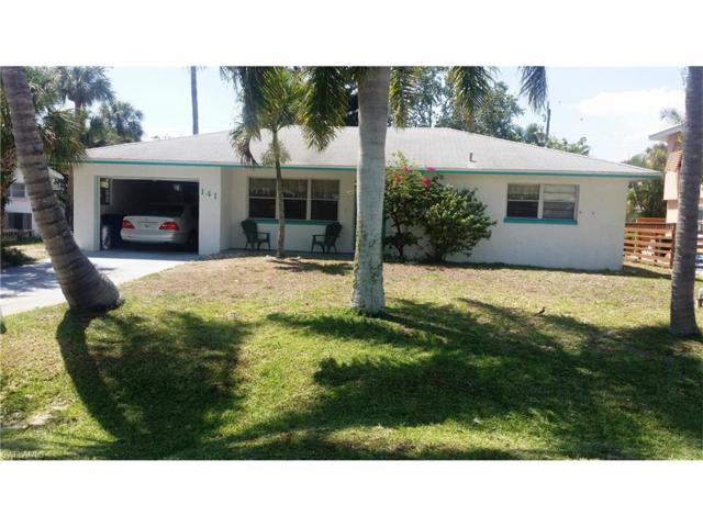 141 Mid Island Dr, Fort Myers Beach, FL 33931 (#217035389) :: Homes and Land Brokers, Inc