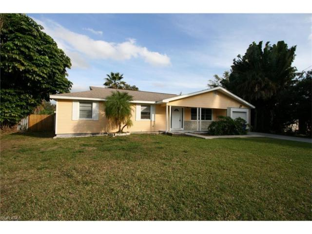 2262 Westwood Rd, North Fort Myers, FL 33917 (MLS #217035461) :: The New Home Spot, Inc.