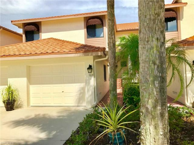 16531 Heron Coach Way #703, Fort Myers, FL 33908 (#217035689) :: Homes and Land Brokers, Inc