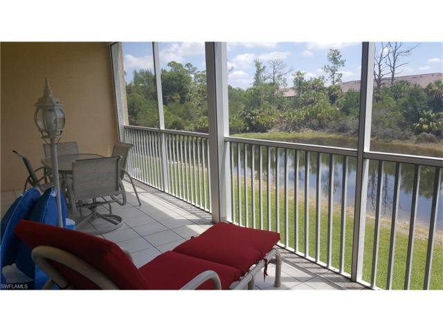 14831 Park Lake Dr #208, Fort Myers, FL 33919 (MLS #217035886) :: The New Home Spot, Inc.