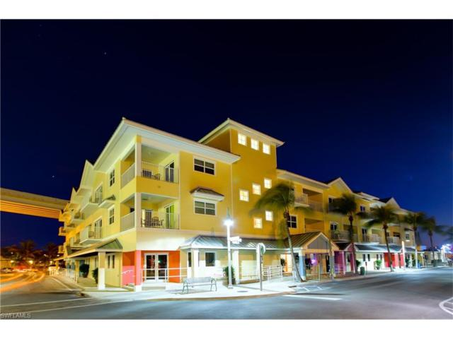 450 Old San Carlos Blvd #201, Fort Myers Beach, FL 33931 (#217035921) :: Homes and Land Brokers, Inc