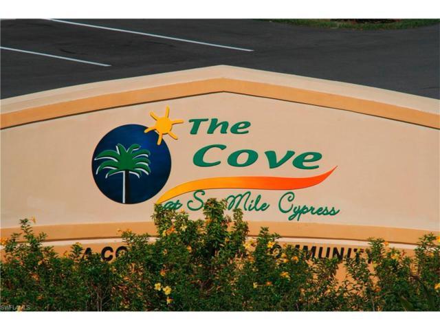 8416 Bernwood Cove Loop #1608, Fort Myers, FL 33966 (MLS #217036195) :: The New Home Spot, Inc.