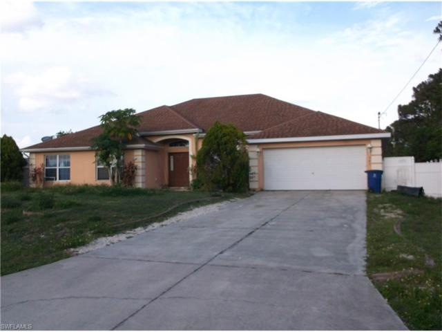343 Ranch Ave, Lehigh Acres, FL 33974 (MLS #217036214) :: The New Home Spot, Inc.