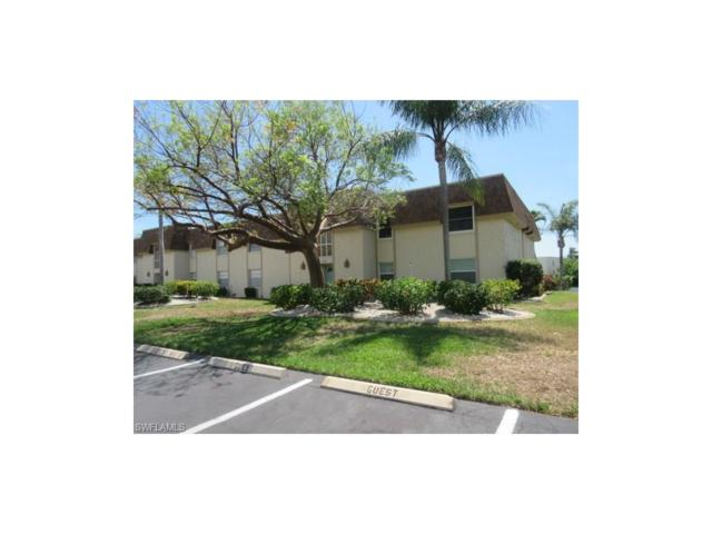 4108 SE 19th Ave #105, Cape Coral, FL 33904 (#217036233) :: Homes and Land Brokers, Inc