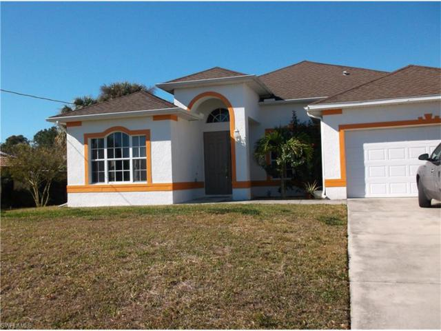 148 Carlisle Ave S, Lehigh Acres, FL 33974 (MLS #217036240) :: The New Home Spot, Inc.