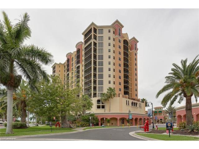 5781 Cape Harbour Dr #506, Cape Coral, FL 33914 (#217037091) :: Homes and Land Brokers, Inc