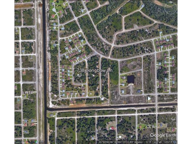 738 Longbow Ln, Lehigh Acres, FL 33972 (MLS #217037849) :: The New Home Spot, Inc.