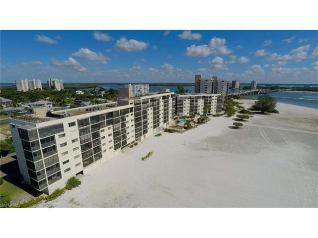8350 Estero Blvd SW #235, Fort Myers Beach, FL 33931 (#217038032) :: Homes and Land Brokers, Inc