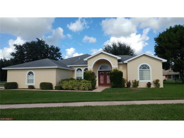 557 Chamonix Ave S, Lehigh Acres, FL 33974 (MLS #217038082) :: The New Home Spot, Inc.