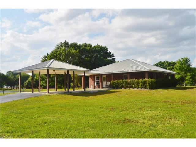 1191 Corner Oaks Rd, Labelle, FL 33935 (#217038145) :: Homes and Land Brokers, Inc