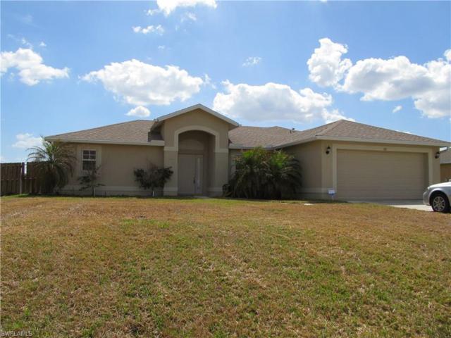 133 Ocean Park Dr, Lehigh Acres, FL 33972 (MLS #217039447) :: The New Home Spot, Inc.