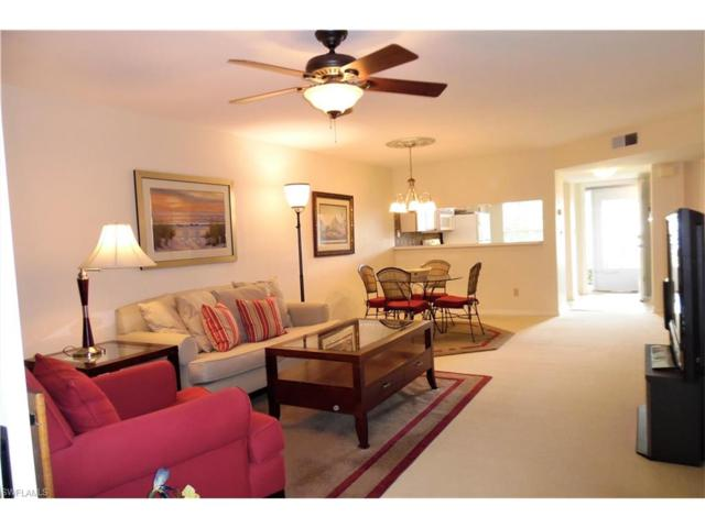 14461 Lakewood Trace Ct #103, Fort Myers, FL 33919 (MLS #217039576) :: The New Home Spot, Inc.