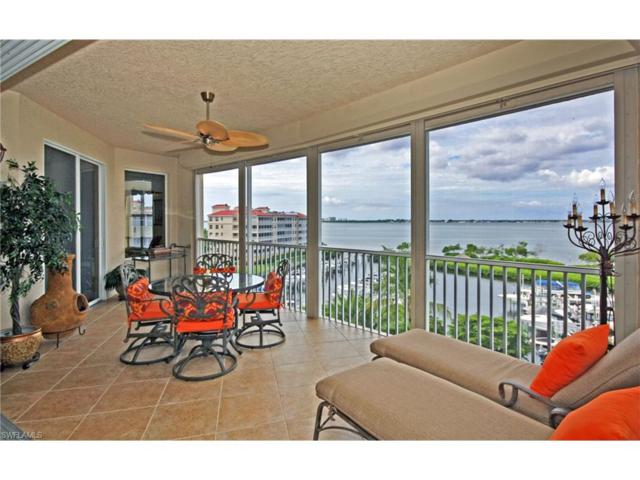 15120 Harbour Isle Dr #602, Fort Myers, FL 33908 (MLS #217040054) :: The New Home Spot, Inc.