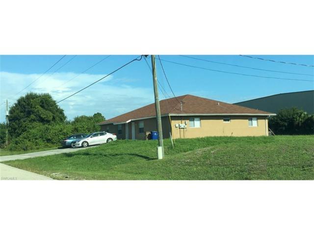2412/2414 Hawalaska St, Lehigh Acres, FL 33973 (#217040723) :: Homes and Land Brokers, Inc