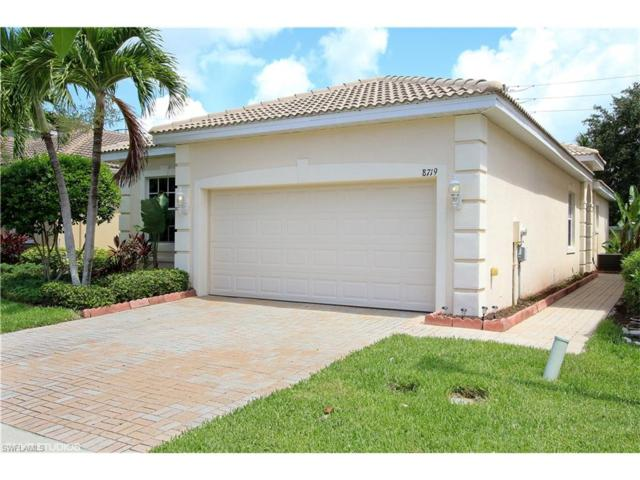 8719 Spring Mountain Way, Fort Myers, FL 33908 (MLS #217040785) :: The New Home Spot, Inc.