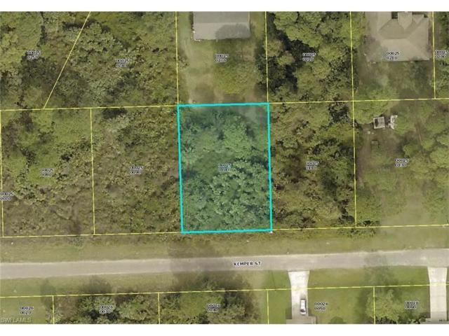 3724 Kemper St, Fort Myers, FL 33905 (MLS #217041272) :: The New Home Spot, Inc.