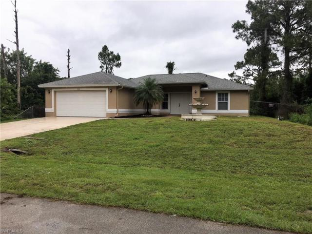929 Maddock St E, Lehigh Acres, FL 33974 (MLS #217041286) :: RE/MAX Realty Group