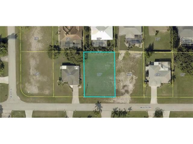 1905 SW 47th Ter, Cape Coral, FL 33914 (MLS #217041522) :: The New Home Spot, Inc.