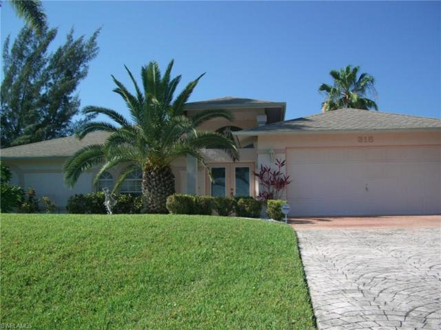 318 SW 28th St, Cape Coral, FL 33914 (MLS #217041562) :: RE/MAX Realty Group