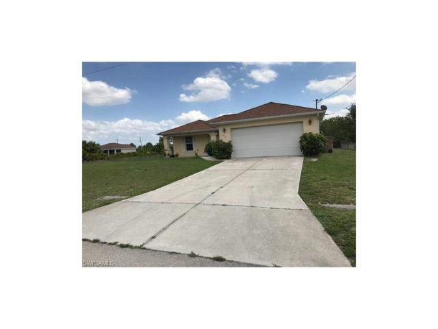 2913 25th St SW, Lehigh Acres, FL 33976 (MLS #217041581) :: The New Home Spot, Inc.