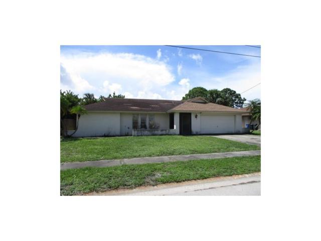 5873 Sandburg Dr, North Fort Myers, FL 33903 (MLS #217041605) :: The New Home Spot, Inc.