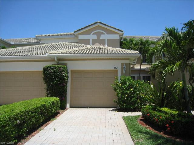 15105 Milagrosa Dr #101, Fort Myers, FL 33908 (MLS #217041699) :: The New Home Spot, Inc.