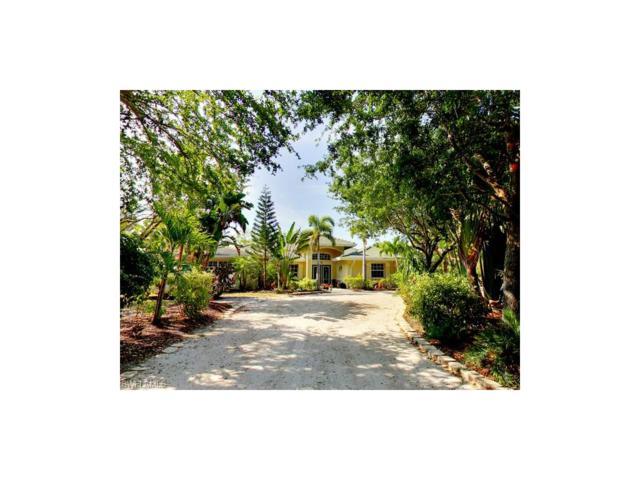 2029 Periwinkle Way, Sanibel, FL 33957 (#217041723) :: Jason Schiering, PA