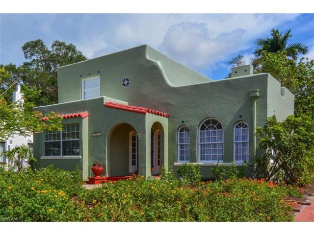 1532 Barcelona Ave, Fort Myers, FL 33901 (MLS #217041756) :: The New Home Spot, Inc.