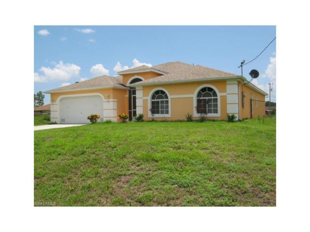 608 Pelee Ave, Lehigh Acres, FL 33974 (MLS #217041959) :: The New Home Spot, Inc.