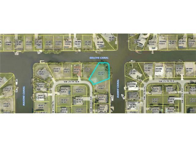 2519 SW 27th Ave, Cape Coral, FL 33914 (MLS #217042124) :: Keller Williams Elite Realty / The Michael Jackson Team