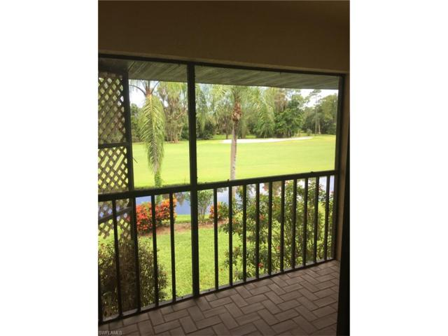 14730 Eagle Ridge Dr #225, Fort Myers, FL 33912 (MLS #217042159) :: The New Home Spot, Inc.