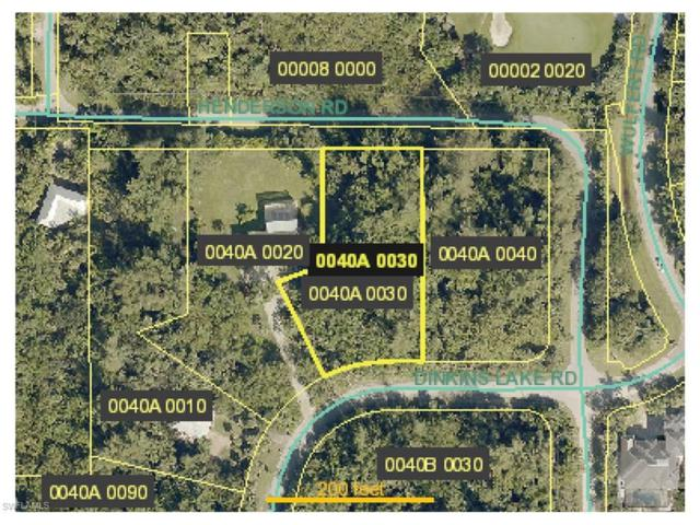 6027 Dinkins Lake Rd, Sanibel, FL 33957 (MLS #217042282) :: The New Home Spot, Inc.