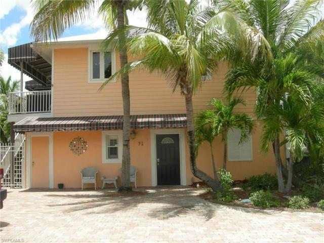 71 Miramar St, Fort Myers Beach, FL 33931 (MLS #217042338) :: RE/MAX Realty Group