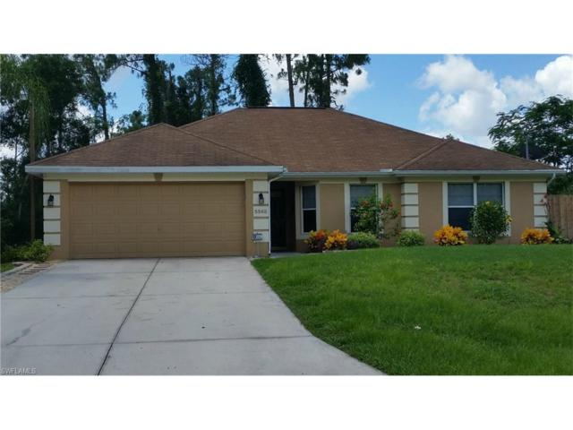 5565 Beck St, Lehigh Acres, FL 33971 (MLS #217042347) :: The New Home Spot, Inc.