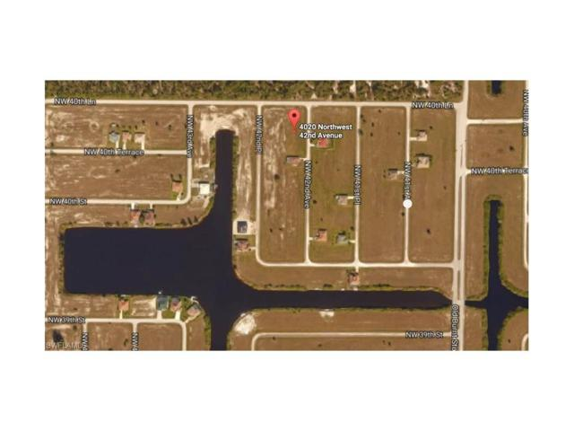 4020 NW 42nd Ave, Cape Coral, FL 33993 (#217042354) :: Homes and Land Brokers, Inc