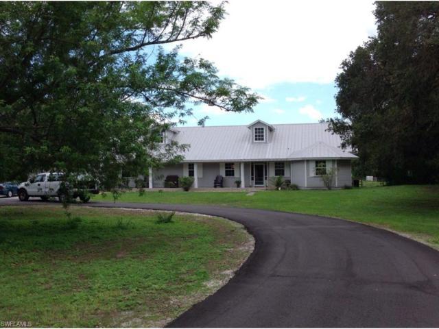 1658 Frontier Cir, Labelle, FL 33935 (MLS #217042532) :: The New Home Spot, Inc.