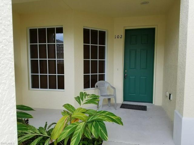 15000 Sandpiper Preserve Blvd #102, Fort Myers, FL 33919 (#217042655) :: Homes and Land Brokers, Inc