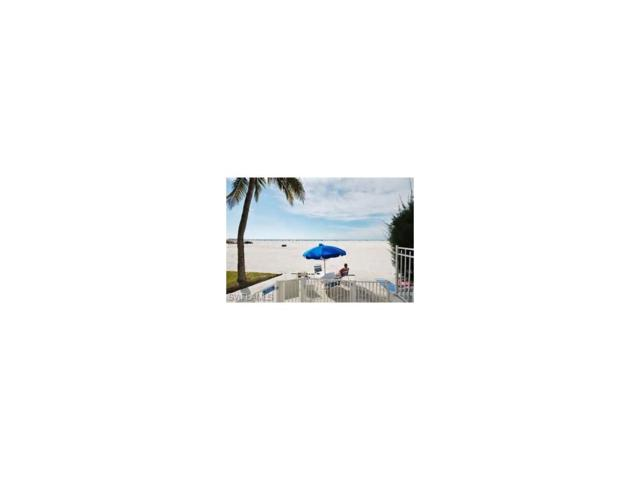6612 Estero Blvd #201, Fort Myers Beach, FL 33931 (#217043265) :: Homes and Land Brokers, Inc