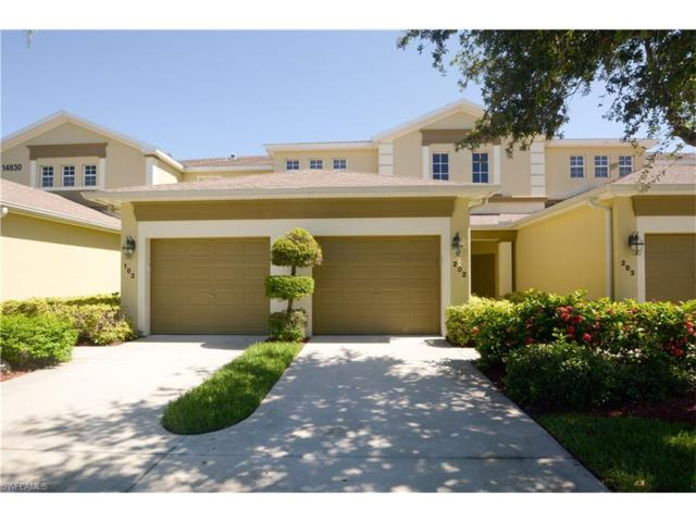 14830 Calusa Palms Dr #202, Fort Myers, FL 33919 (#217043602) :: Homes and Land Brokers, Inc