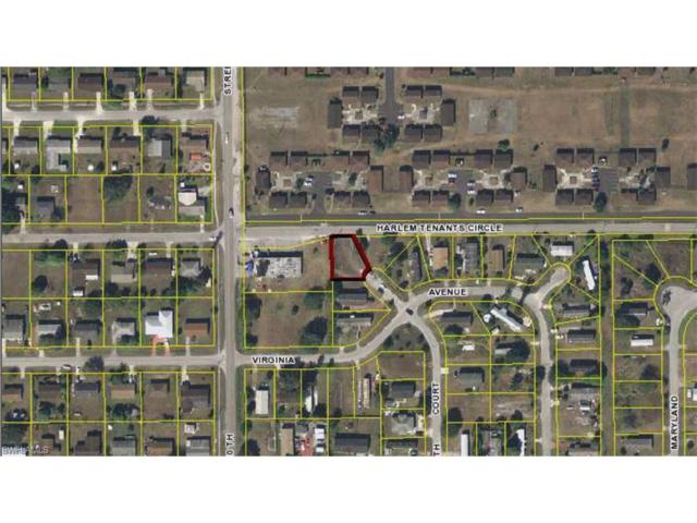 911 Virginia Ave, Clewiston, FL 33440 (#217044148) :: Homes and Land Brokers, Inc